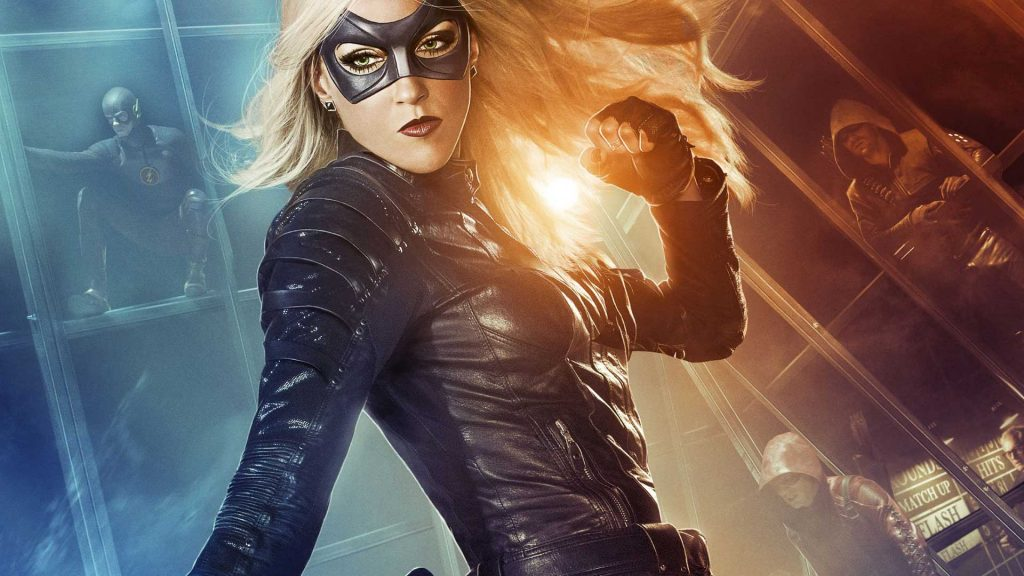 OMG Fitness - Black Canary